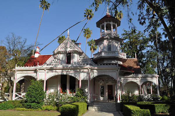 Photograph - Los Angeles Queen Anne Cottage by Kyle Hanson