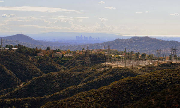 Photograph - Los Angeles Vista by Glenn McCarthy Art and Photography