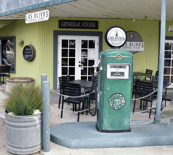 Photograph - Los Olivos General Store by Floyd Snyder