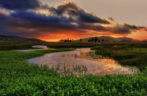 Photograph - Los Osos Valley by Beth Sargent