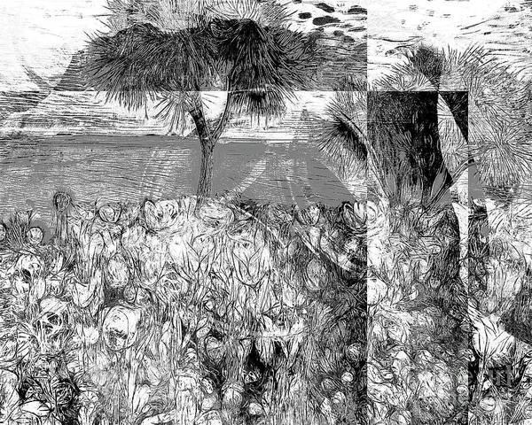 Digital Art - Lost Colors by Edmund Nagele