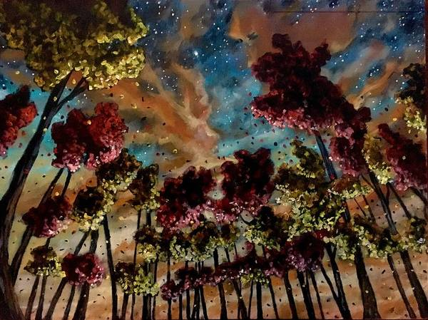 Painting - Lost In A Dream by Joel Tesch