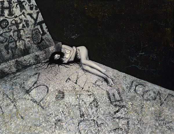 Lost In New York Art Print
