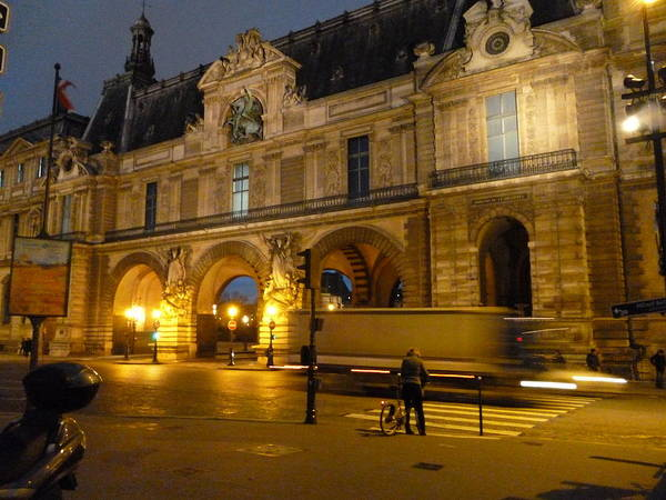 Photograph - Lost In Paris by Laura Greco