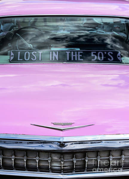 Photograph - Lost In The Fifties by Tim Gainey