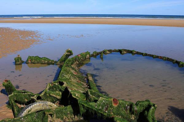Photograph - The Normandy Landings by Aidan Moran