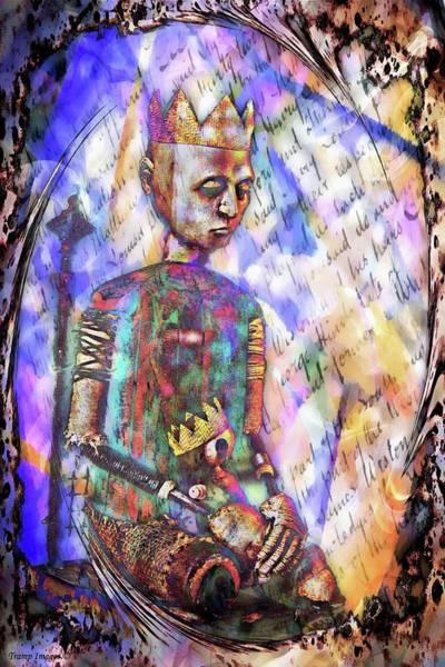 Digital Art - Lost Inside by Wesley Nesbitt