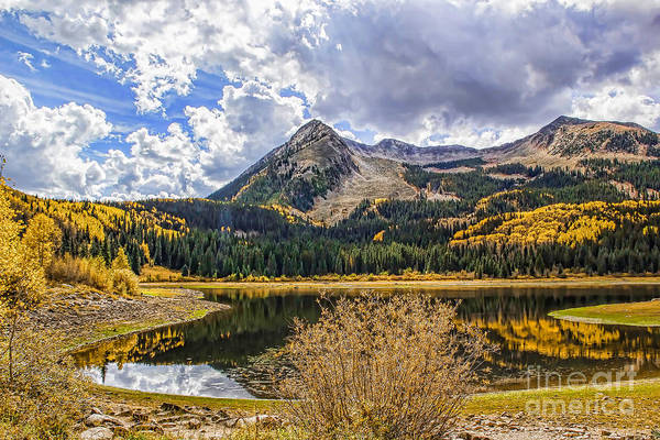 Photograph - Lost Lake 2 by Jim McCain