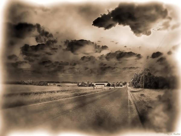Photograph - Lost by Lauren Radke