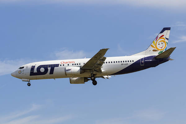 Wall Art - Photograph - Lot Boeing 737 by David Pyatt