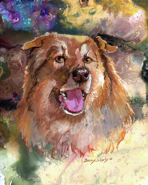 Painting - Lots Of Love by Sherry Shipley