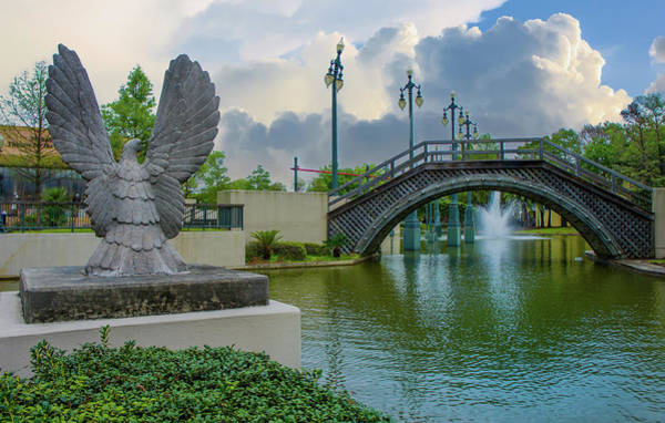Wall Art - Photograph - Louis Armstrong Park, New Orleans by Art Spectrum