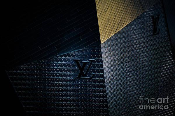 Louis Vuitton At City Center Las Vegas Art Print