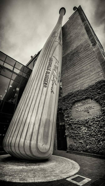 Wall Art - Photograph - Louisville Slugger Factory by Stephen Stookey