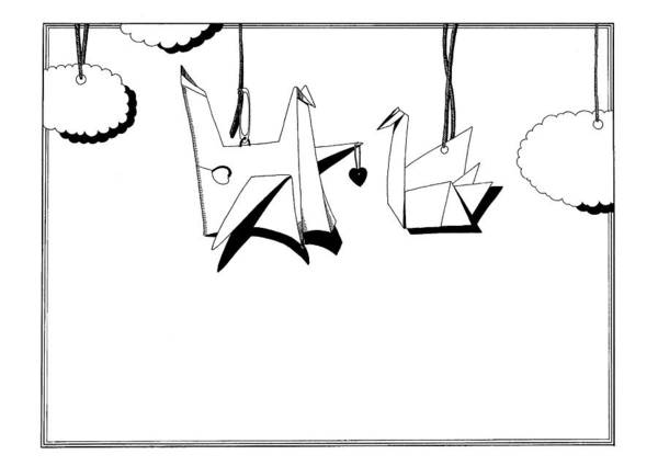 Wall Art - Drawing - Love 4 by Anastassia Neislotova