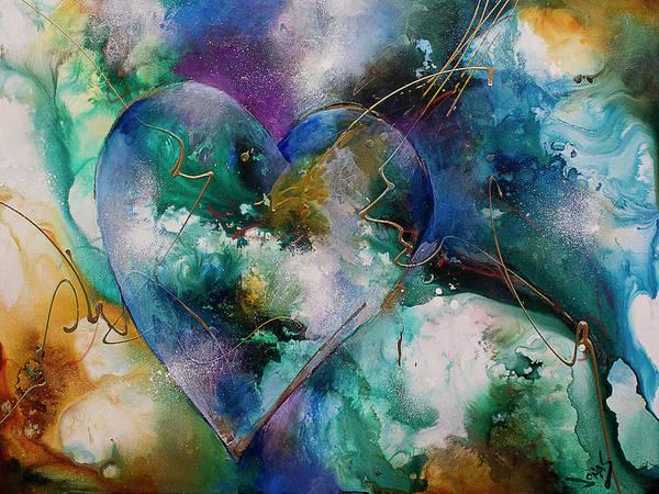 Wall Art - Painting - Love #53 by Jonas Gerard