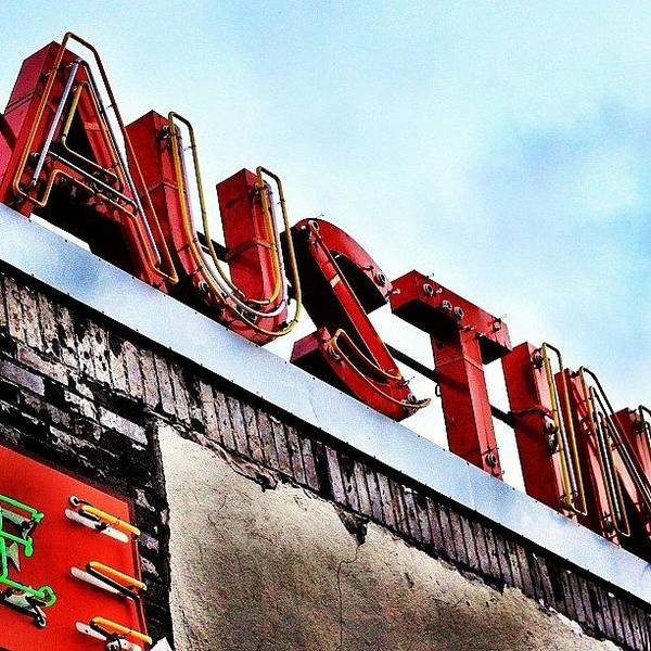 Cities Wall Art - Photograph - Love #austin by Things To Do In Austin Texas