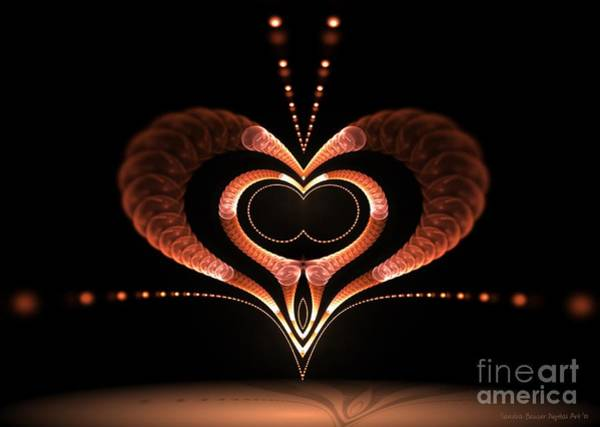 Digital Art - Love Bug by Sandra Bauser Digital Art
