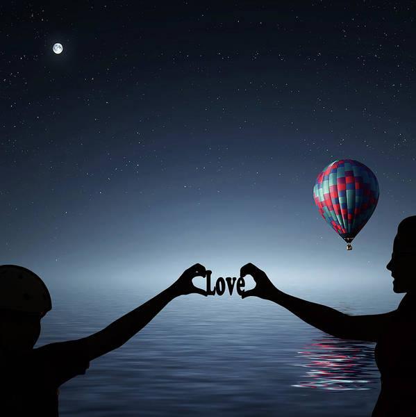 Photograph - Love - Digital Art by Ericamaxine Price