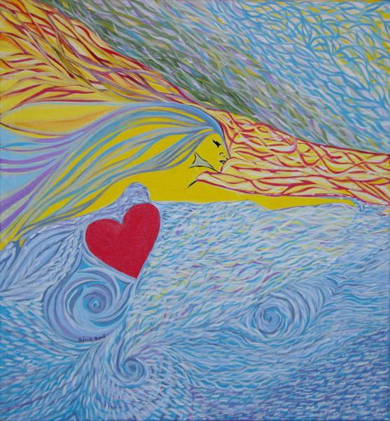 Love For Ever Art Print