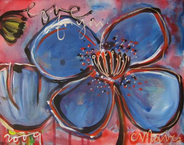 Painting - Love For You No.2 by Laurie Maves ART