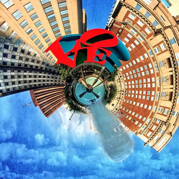Photograph - Love In Stereographic View by Alice Gipson