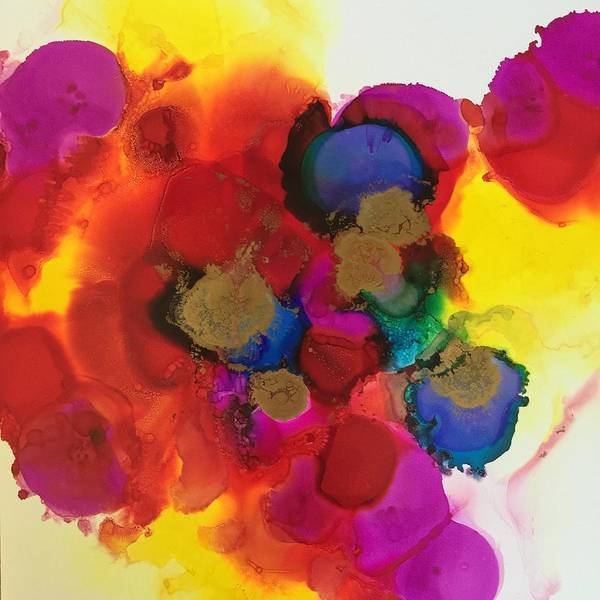 Painting - Love Is Everywhere  by Tara Moorman