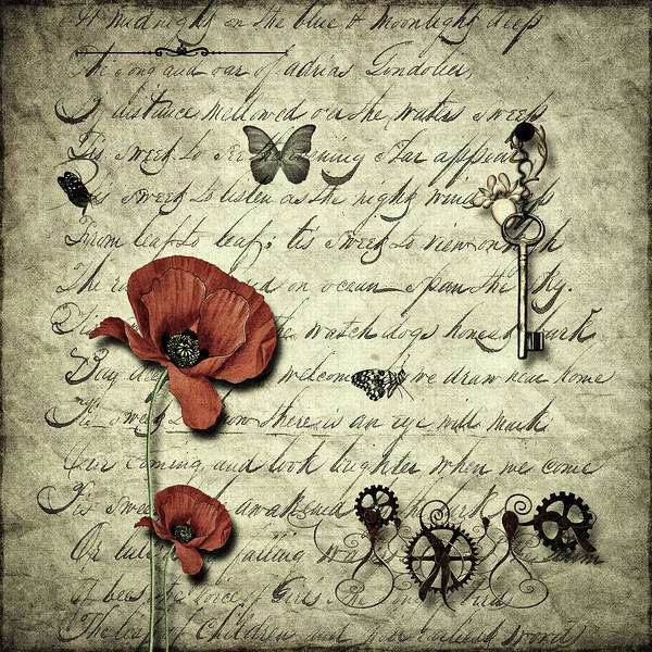Love Letter Mixed Media - Love Letter by Pixabay