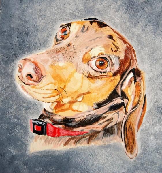 Painting - Love Me by Sonja Jones