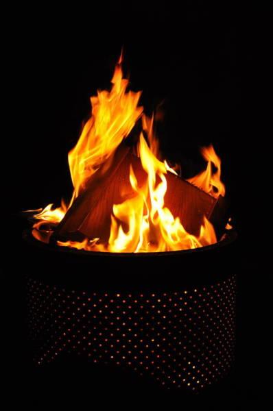 Photograph - Love Of Fire by Bridgette Gomes