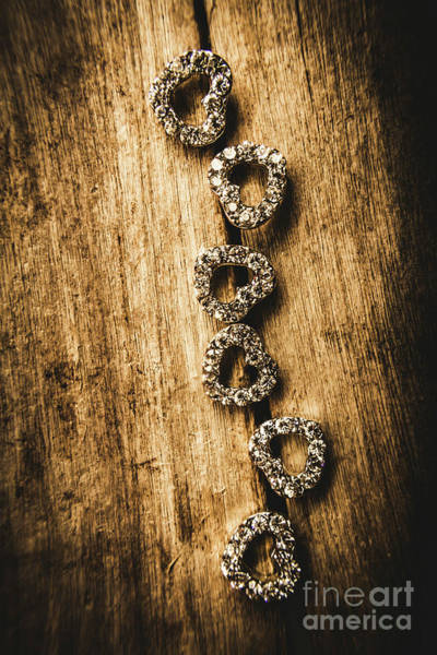 Jewellery Wall Art - Photograph - Love Of Rustic Jewellery by Jorgo Photography - Wall Art Gallery
