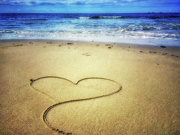 Photograph - Love Of The Ocean by Dianna Lynn Walker