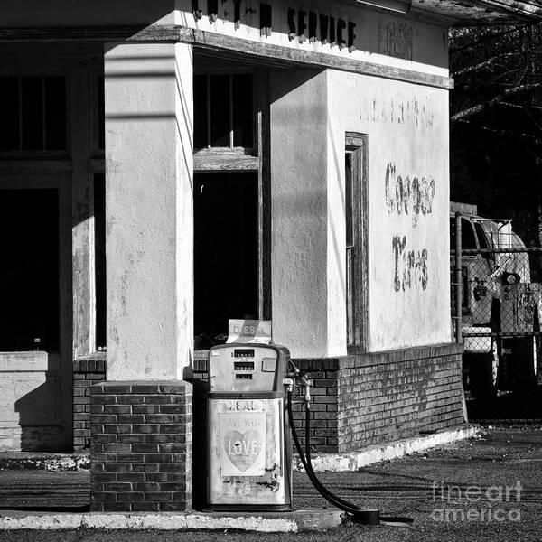 Photograph - Love Oil Pump by Patrick M Lynch