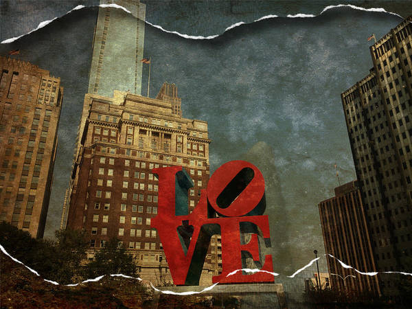 Photograph - Love Ripped by Alice Gipson