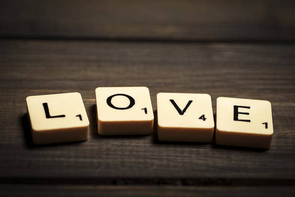 Wall Art - Photograph - Love by Samuel Whitton