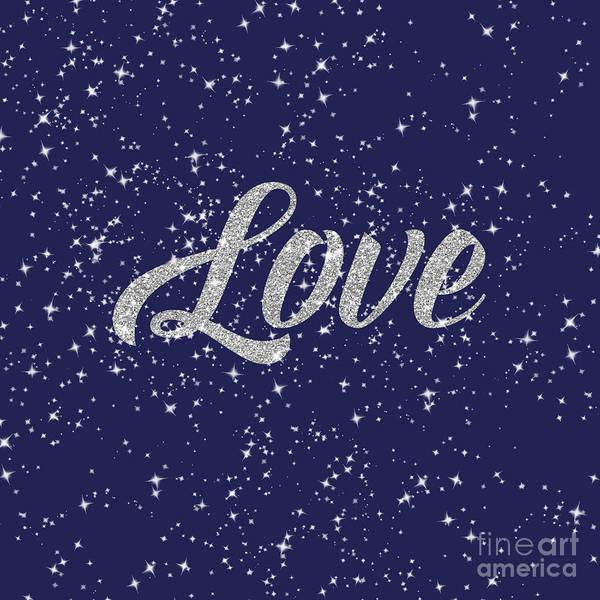 Photograph - Love Sparkles by Clare Bambers