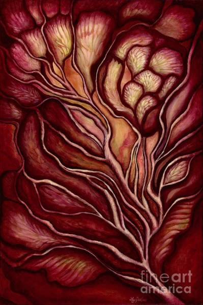 Love Under The Manzanita Art Print