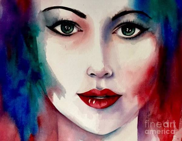 Painting - Love Your Colors  by Michal Madison
