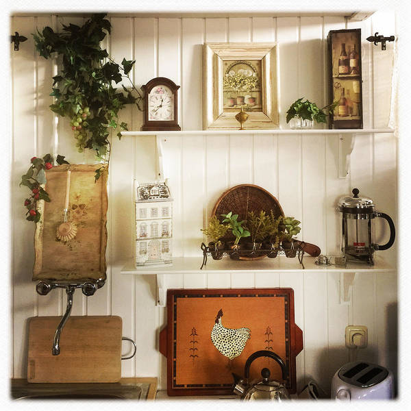 Decor Wall Art - Photograph - Lovely Kitchen Decoration by Matthias Hauser