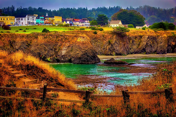 Wall Art - Photograph - Lovely Mendocino by Garry Gay