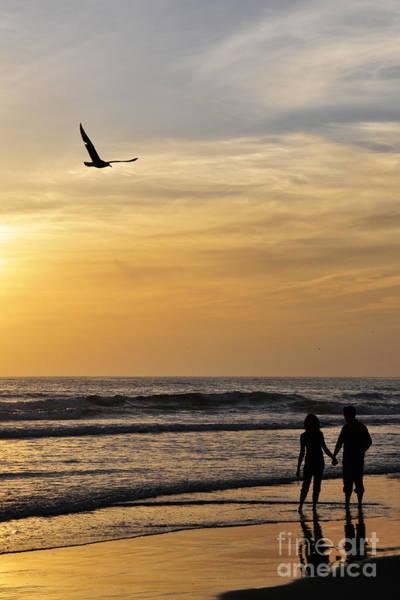 Photograph - Lovers Beach by Robert WK Clark