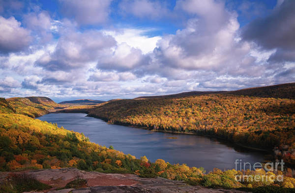 Photograph - Loving Lake Of The Clouds by Rachel Cohen