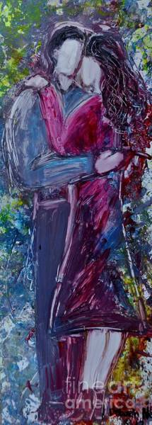 Painting - Loving You by Deborah Nell