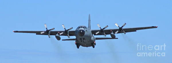 C 130 Photograph - Low And Slow by Rick  Monyahan