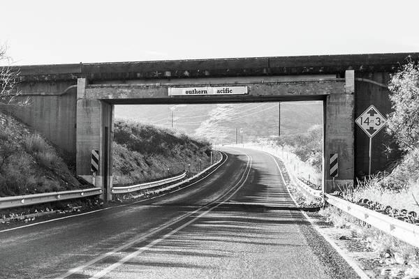 Photograph - Low Bridge by SR Green