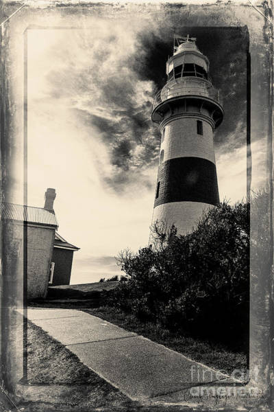 Photograph - Low Head Lighthouse by Chris Armytage