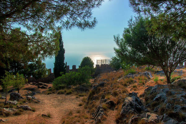 Photograph - Low Sun On The Castle Of Alanya by Sun Travels
