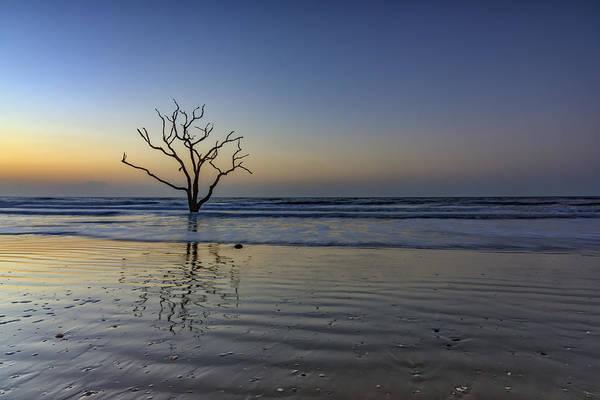Photograph - Low Tide Calm - Botany Bay by Rick Berk
