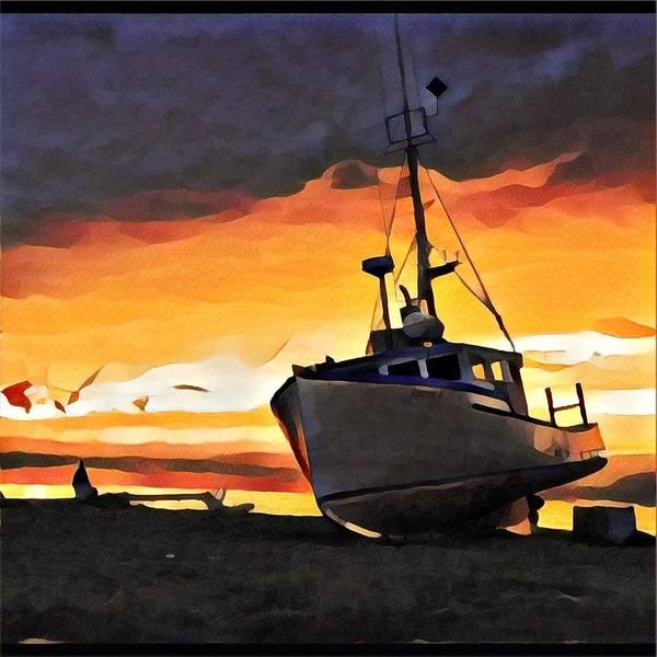Photograph - Low Tide by David Matthews