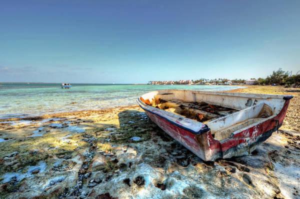Photograph - Low Tide by Jeremy Lavender Photography